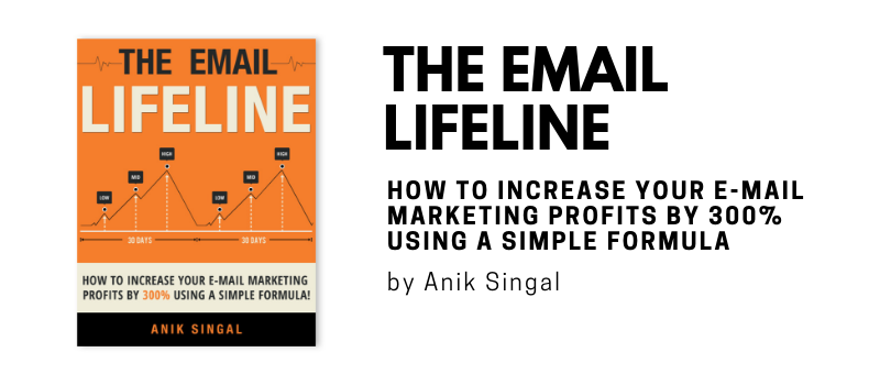 The Email Lifeline by Anik Singal