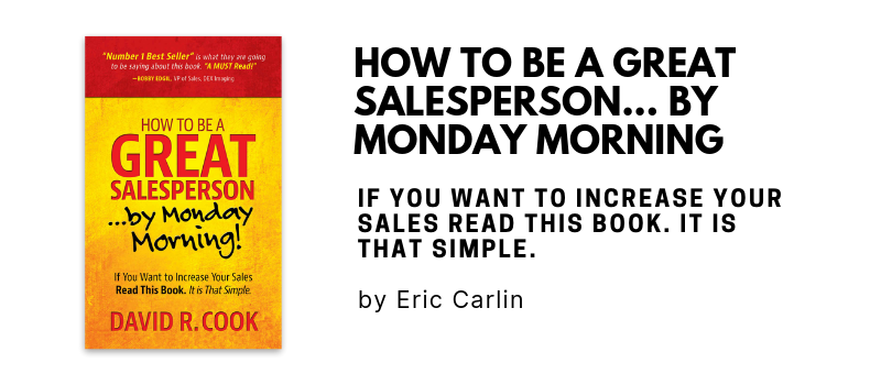 How To Be A Great Salesperson