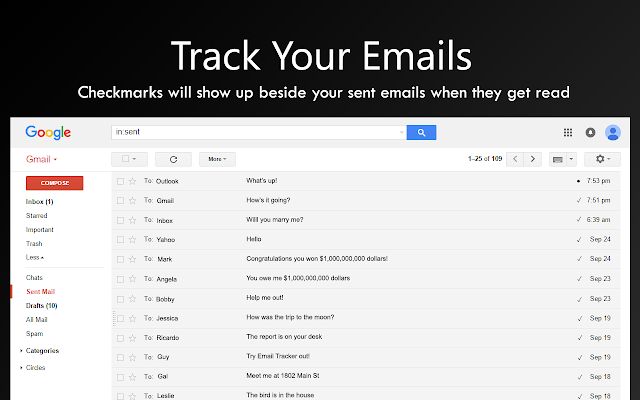 Best Email Tracker 2019