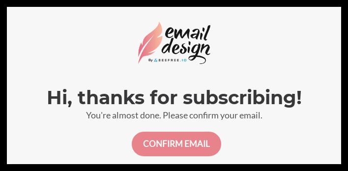 邮件确认链接例子