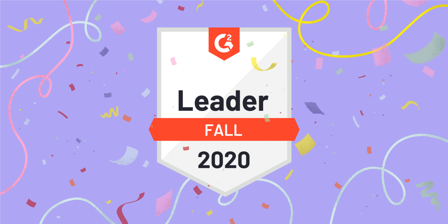 Snov.io Recognized Among Fall 2020 Leaders According To G2