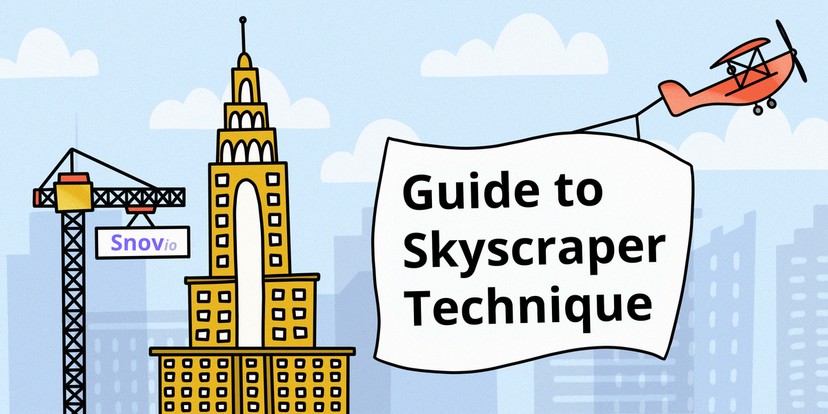 Step-By-Step Guide To Skyscraper Technique With Motivating Use Cases