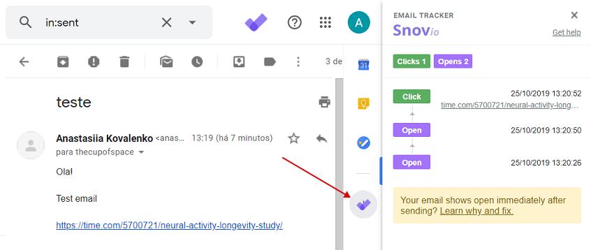 Como rastrear seus e-mails enviados na sua conta do Gmail